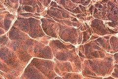 Dark water surface Royalty Free Stock Photo