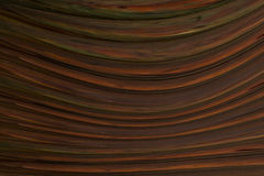 Dark wavy wood pattern rich pleasing effect volume. Wavy wood pattern rich pleasing effect volume Stock Photo