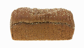 Dark Whole Grain Wheat Bread Loaf Royalty Free Stock Images