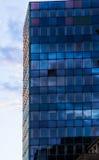 Dark Windows at Dusk. In London Royalty Free Stock Image