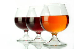 Dark wine royalty free stock images