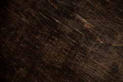 Dark wood Royalty Free Stock Photography