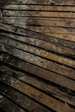 Dark wood for background. Close up dark wood for background Stock Images