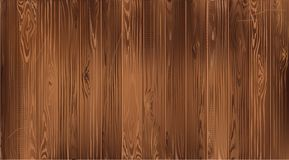 Dark wood background Stock Images