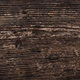 Dark  Wood background texture of natural wooden board stained wi Royalty Free Stock Photos