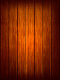 Dark wood background. Vector Royalty Free Stock Photography