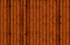 Dark wood background in vertical alignment Royalty Free Stock Photography