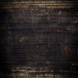 Dark wood background, wooden board rough grain surface texture Stock Photo