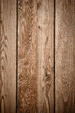 Dark Wood Fence Background stock photo