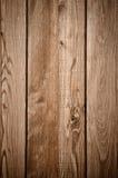 Dark Wood Fence Background Stock Photo