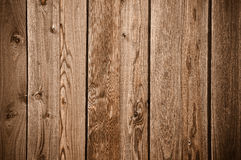 Dark Wood Fence Background Royalty Free Stock Image