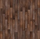 Dark wood floor texture background, Seamless wood texture stock images
