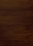 Dark wood grain Royalty Free Stock Photos