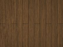 Dark wood grain floor Royalty Free Stock Photography