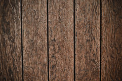Dark Wood Plank Background Stock Photography