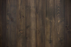 Dark wood plank Stock Images