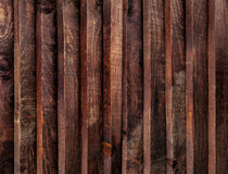 Dark wood planks background Stock Photography