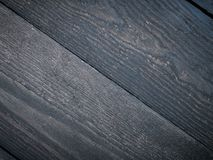 Dark wood planks. Classic flatlay background. stock photography