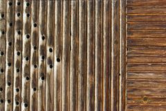 Dark Wood Texture Background Royalty Free Stock Photography