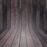 Dark wood texture background plank panel timber Stock Image