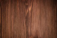 Detailed closeup of brown wood texture background royalty free stock photo
