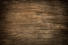 Dark wood texture Stock Images