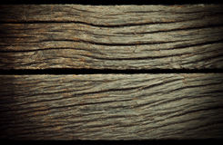 The dark wood texture with natural patterns Royalty Free Stock Image
