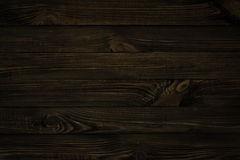 Dark wood texture Royalty Free Stock Photos