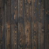Dark wood vertical texture or background Royalty Free Stock Photos