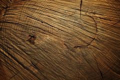 Dark wooden background Royalty Free Stock Photos