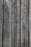 Dark wooden background with vertical planks Royalty Free Stock Photography