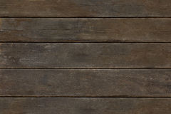 Dark wooden boards weathered background Stock Photos