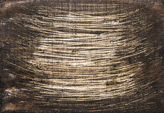 Dark wooden brown painted texture background Stock Photography