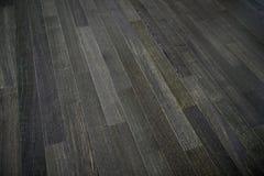 Dark wooden floor Royalty Free Stock Photography
