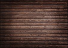 Dark wooden Panels Royalty Free Stock Images