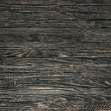 Dark wooden planks background Royalty Free Stock Photos