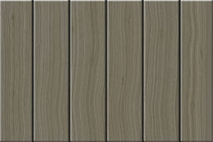 DARK WOODEN PLANKS. Background of dark wood divided into planks Royalty Free Stock Photography