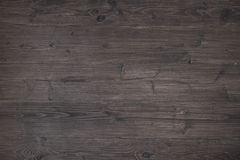 Dark wooden surface Stock Photos