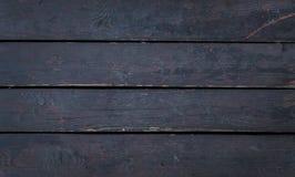 Dark wooden texture / background Stock Photos