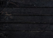 Dark wooden texture Stock Photography