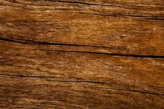 Dark wooden texture. Wood brown texture. Background old panels. Retro wooden table. Rustic background. Vintage colored surface. stock photography