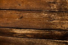Dark wooden texture. Wood brown texture. Background old panels. Retro wooden table. Rustic background. Vintage colored surface. royalty free stock image