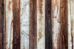Dark wooden wall house weathered texture Stock Photo