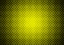 Dark Yellow Green Techno Ornamental Pattern Background Wallpaper royalty free stock photos