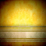 Dark yelow background Stock Photography