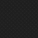 Dark Zig Zag Pattern. A dark black diamond plate zig zag pattern that tiles seamlessly in any direction Royalty Free Stock Image