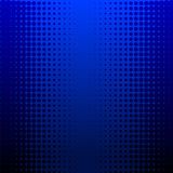 Darkblue halftone vector background Stock Photos