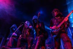 Darkend на клубе в реальном маштабе времени PV 20-09-2018 Dagda Стоковые Фотографии RF