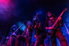 Darkend на клубе в реальном маштабе времени PV 20-09-2018 Dagda Стоковые Изображения RF