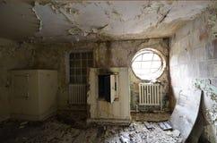 Darkened Abandonment stock photos